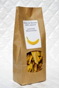 Chips de Banane 100% Naturel