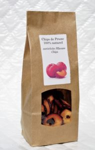 Chips de Prune 100% Naturel